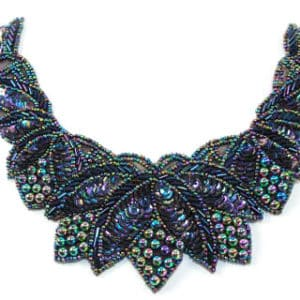 Uva Beaded Neckpiece