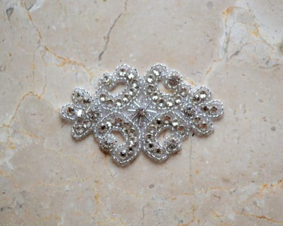 Madge Rhinestone Applique