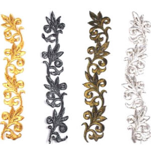 Leaf Scroll Applique (Metallics)