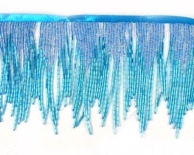 "4.75"" Variegated Beaded Fringe"