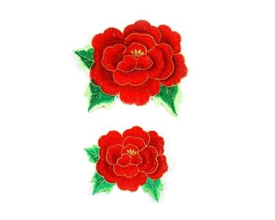 Embroidered Flower (2 Sizes)