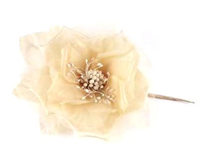 Silk Organdy Blossom