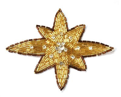 Beaded Starburst
