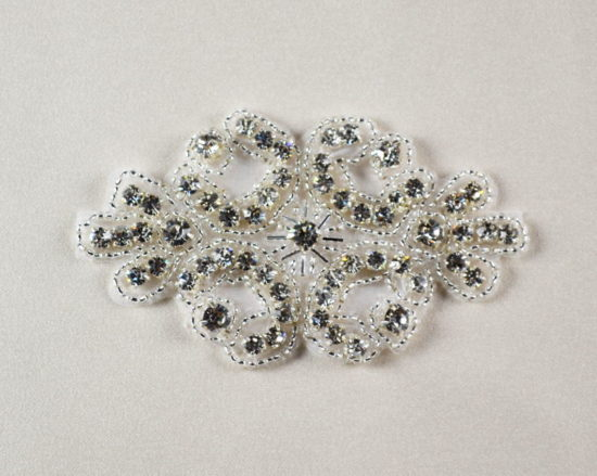 Madge 2 Rhinestone Applique