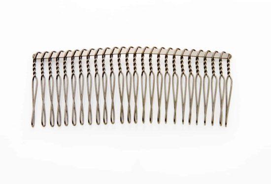 "4"" Inch Metal Comb"
