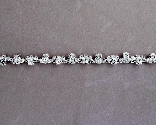 Petit Greta Rhinestone Chain