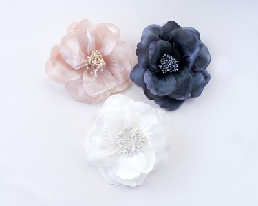 Classic Blossom Flower Pin