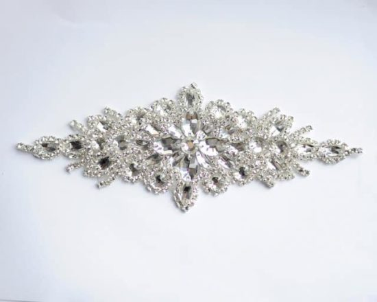 Petina Crystal Applique (Iron-On)