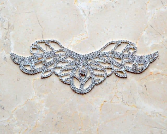 Volta Rhinestone Ornament