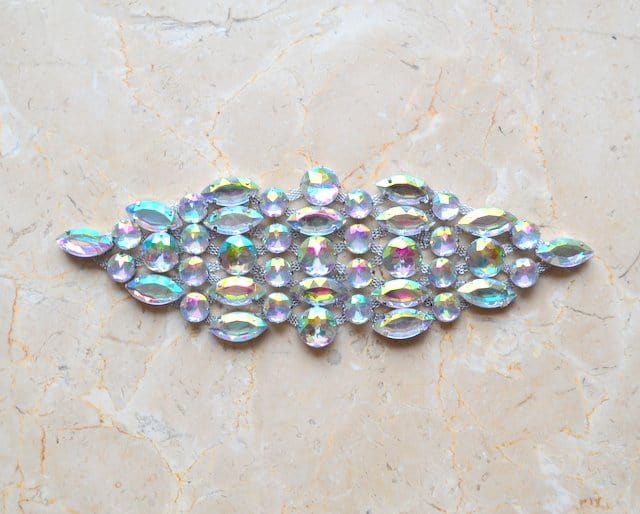 Vita Acrylic Jewel Ornament