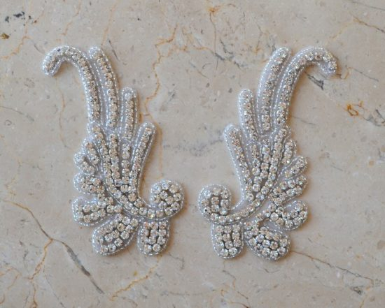 Aerie Matching Rhinestone Applique