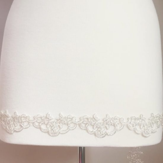 Cristiana Embroidered Lace Trim