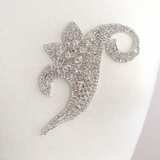 Temperley Rhinestone Ornament