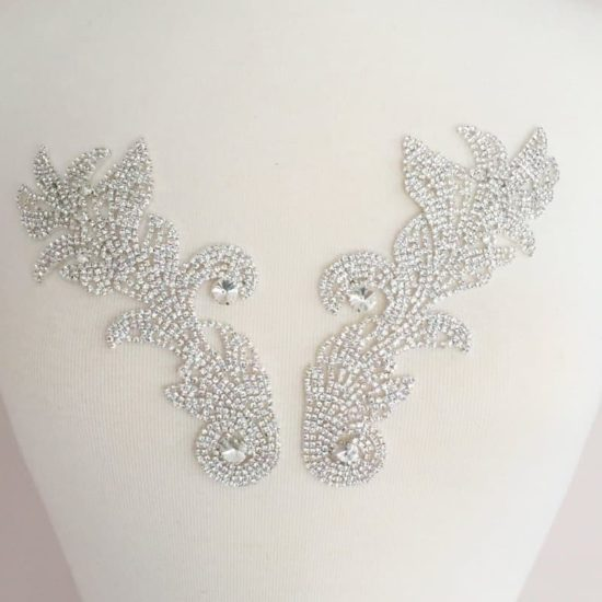 Spirit Matching Rhinestone Ornament
