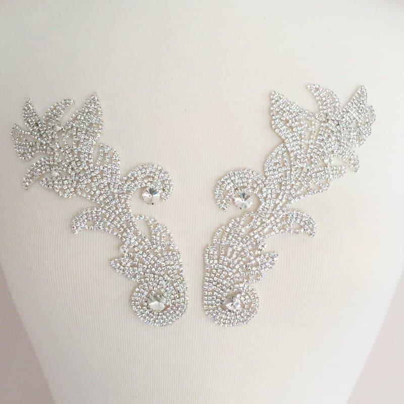 Spirit Matching Rhinestone Ornament