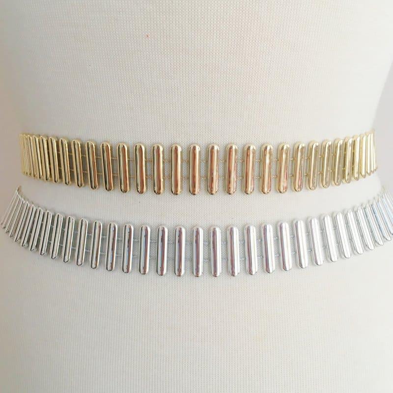 Stripes Plastic Chain