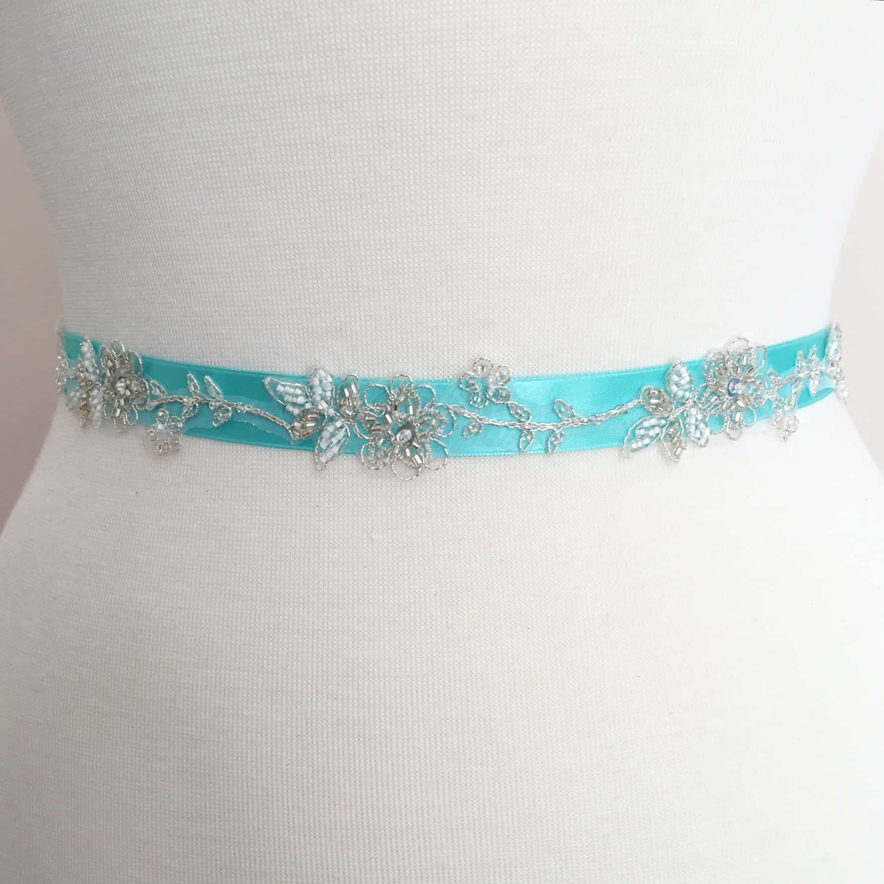 Patrizia Embroidered Beaded Trim