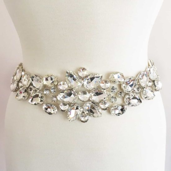 Prima Extra-Long Rhinestone Ornament