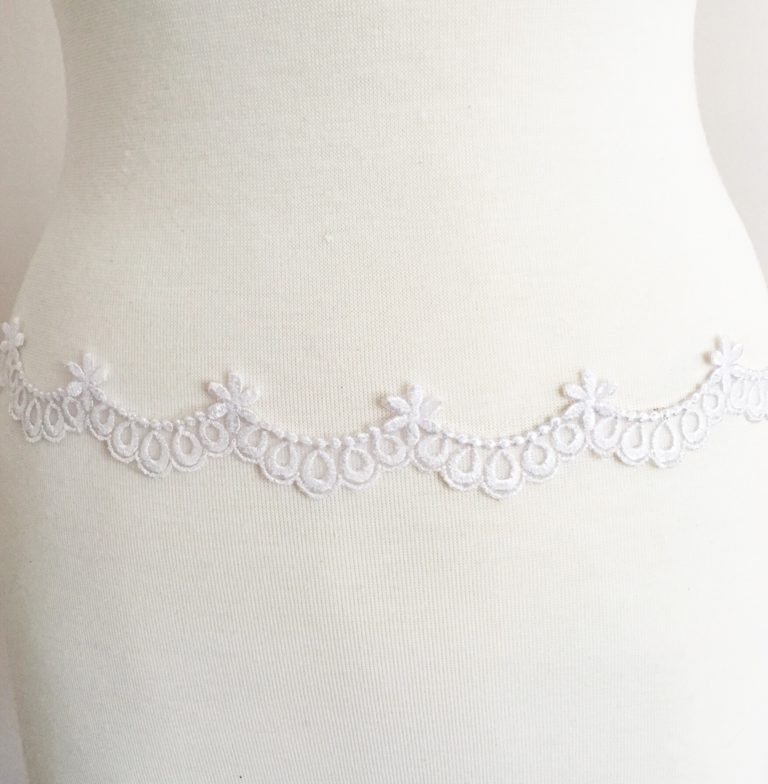 Petit Arabella Lace Trim