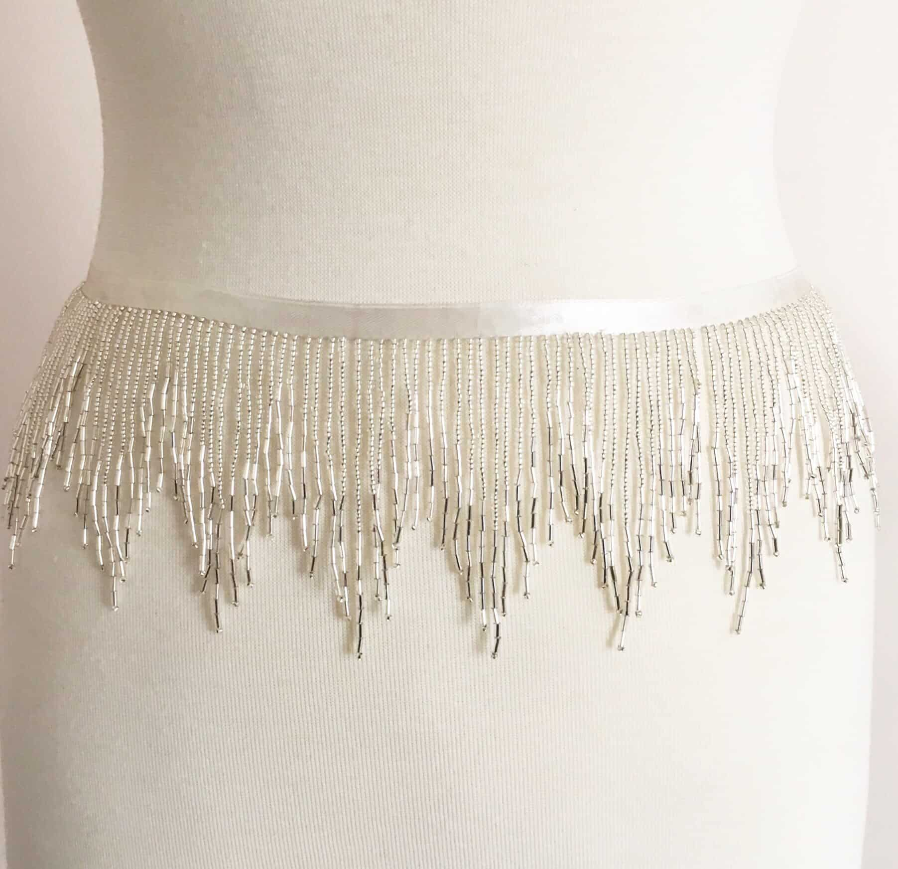 3 Quot Variegated Beaded Fringe Shine Trim