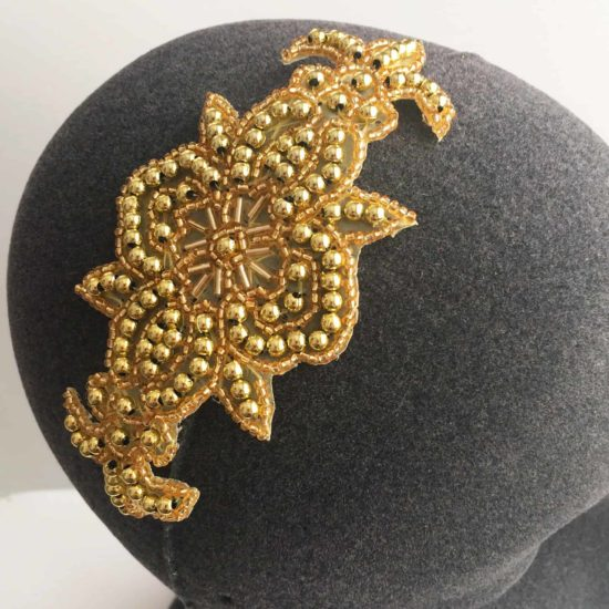 Beaded Emblem 4B