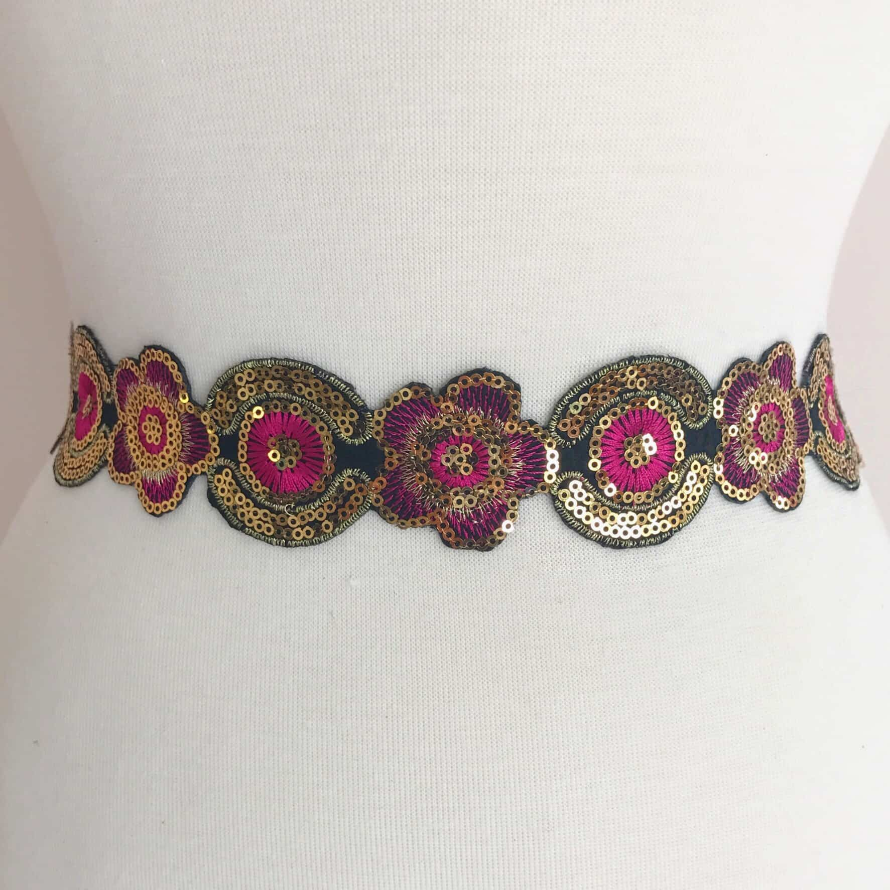 Dazzle Sequin Trim
