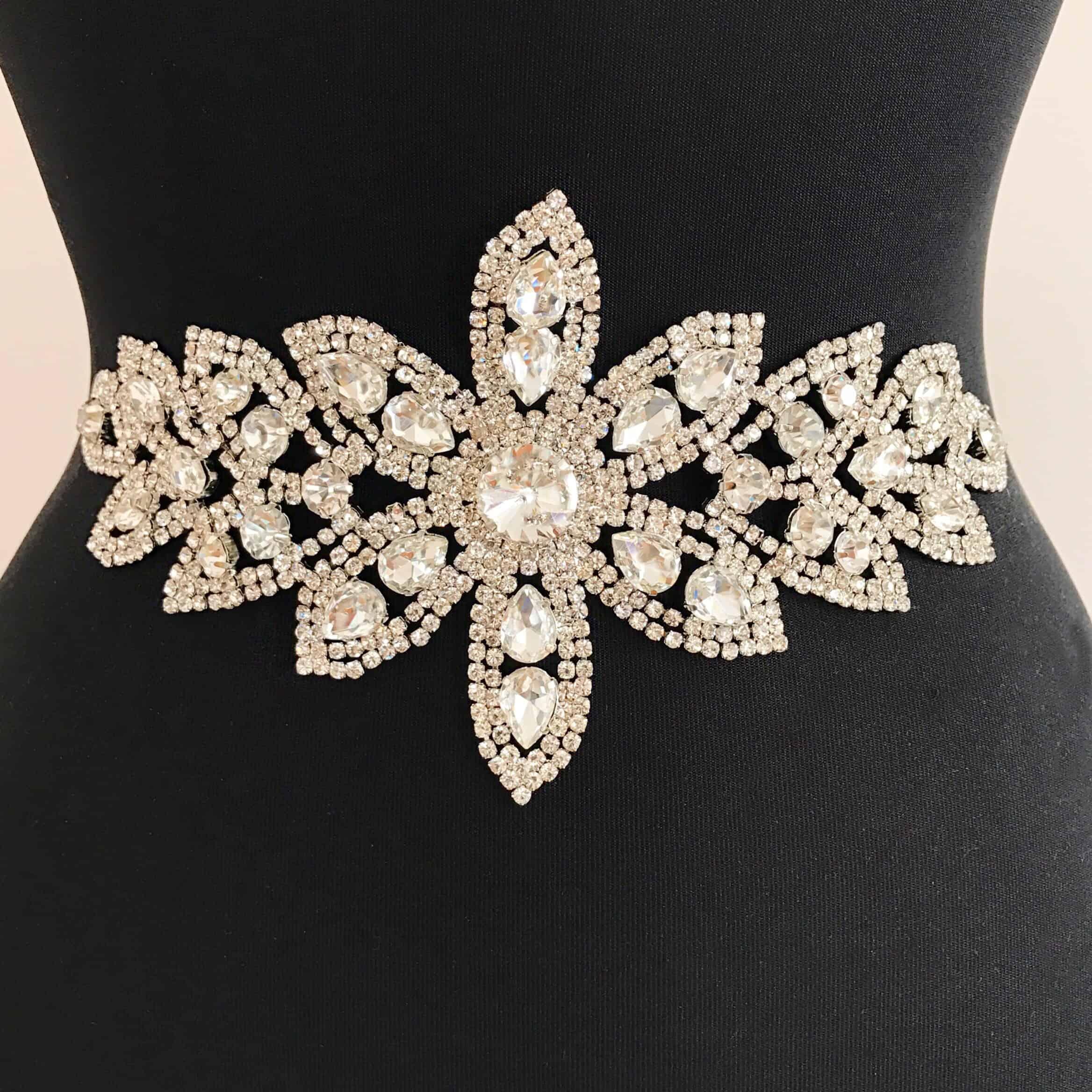 Lucia Rhinestone Ornament