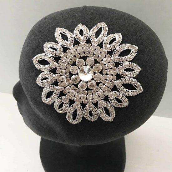 Shimmer Rhinestone Ornament