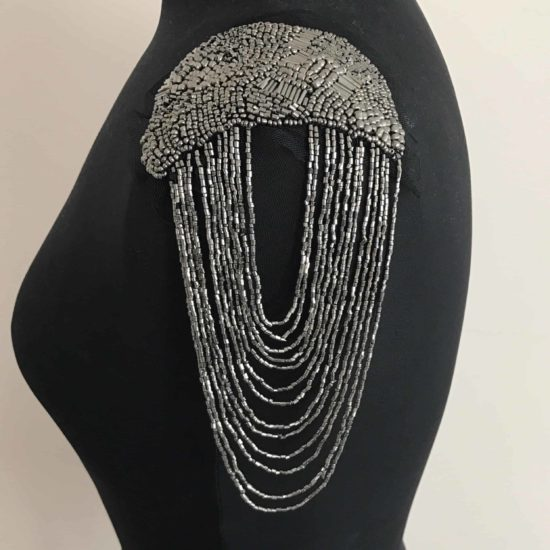 Beaded Epaulet