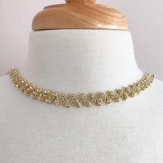 Petit Lucille Rhinestone Chain
