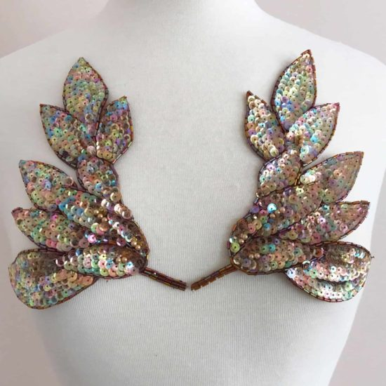 Matching Tanya Sequin Applique