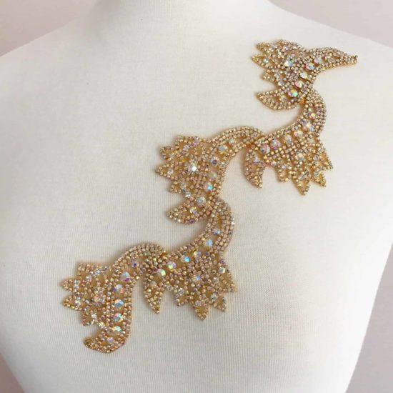 Astrid Rhinestone Ornament