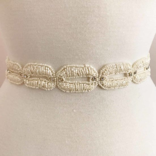 Beaded Links Trim