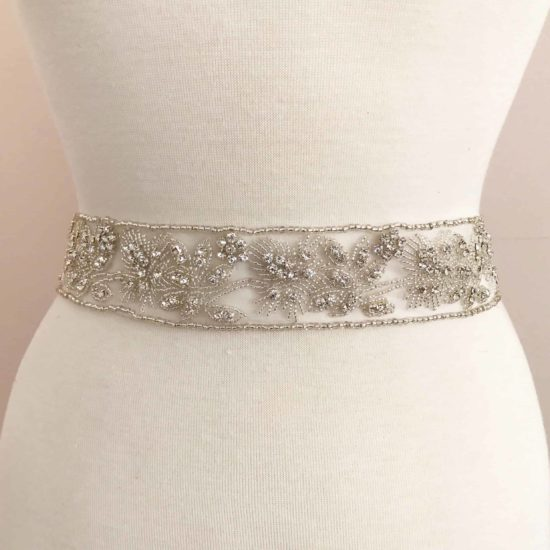 Thessa Rhinestone Trim