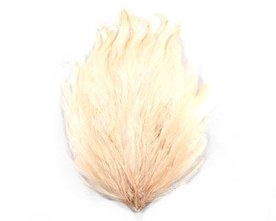 Solid Hackle Pad (Light Colors)