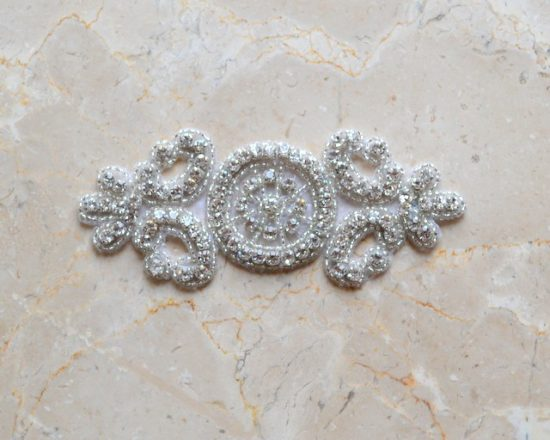 Milly Small Rhinestone Applique