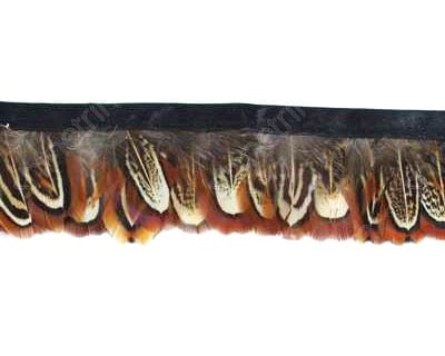 Pheasant Almond Fringe