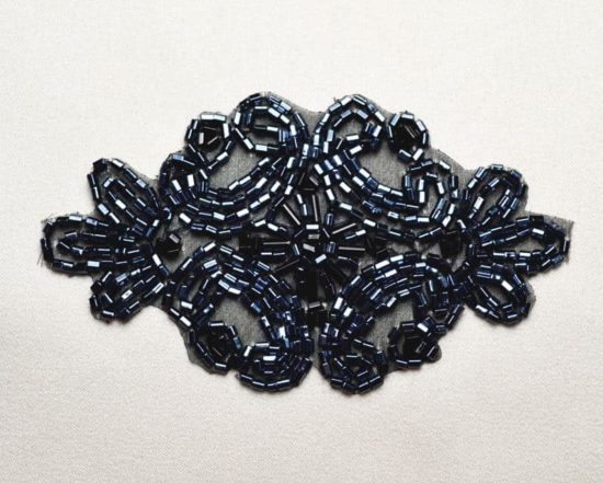 Madge 3 Beaded Applique