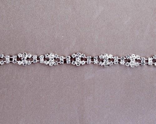 Petit Juliet Rhinestone Chain