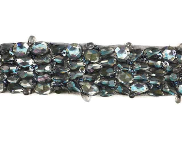 Acrylic Jewel Trim (Wide)
