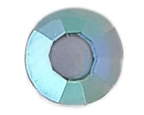 Premium Flatback Rhinestones (BLUE ZIRCON AB) SS16,SS20