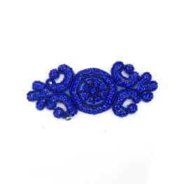 MILLY RHINESTONE BLUE
